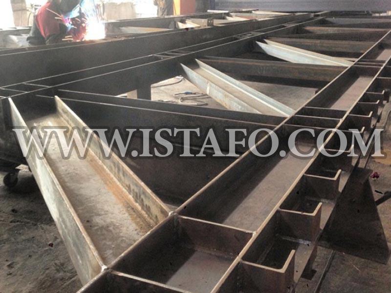 ساخت صنایع فلزی